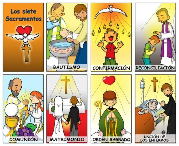 Matrimonio Catolico Homilia : Los sacramentos